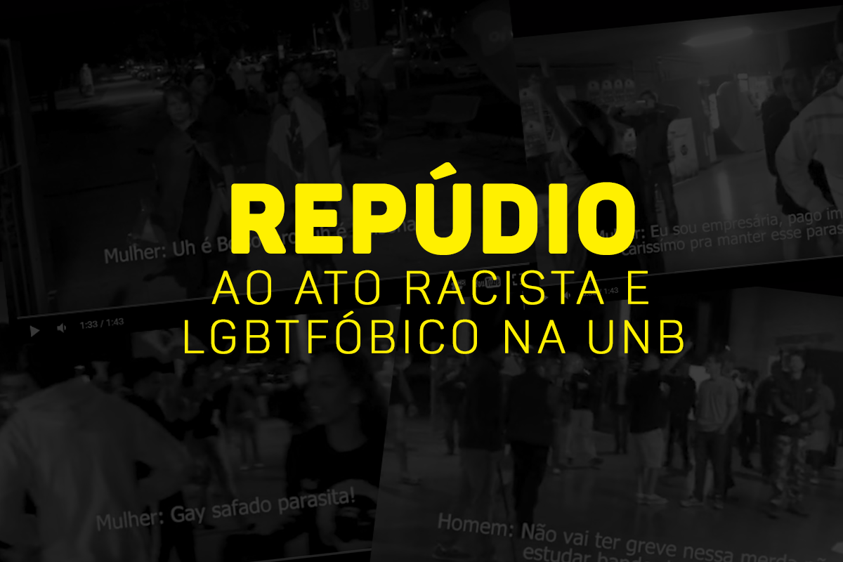 AtoracistaLGBTfobicoUNB