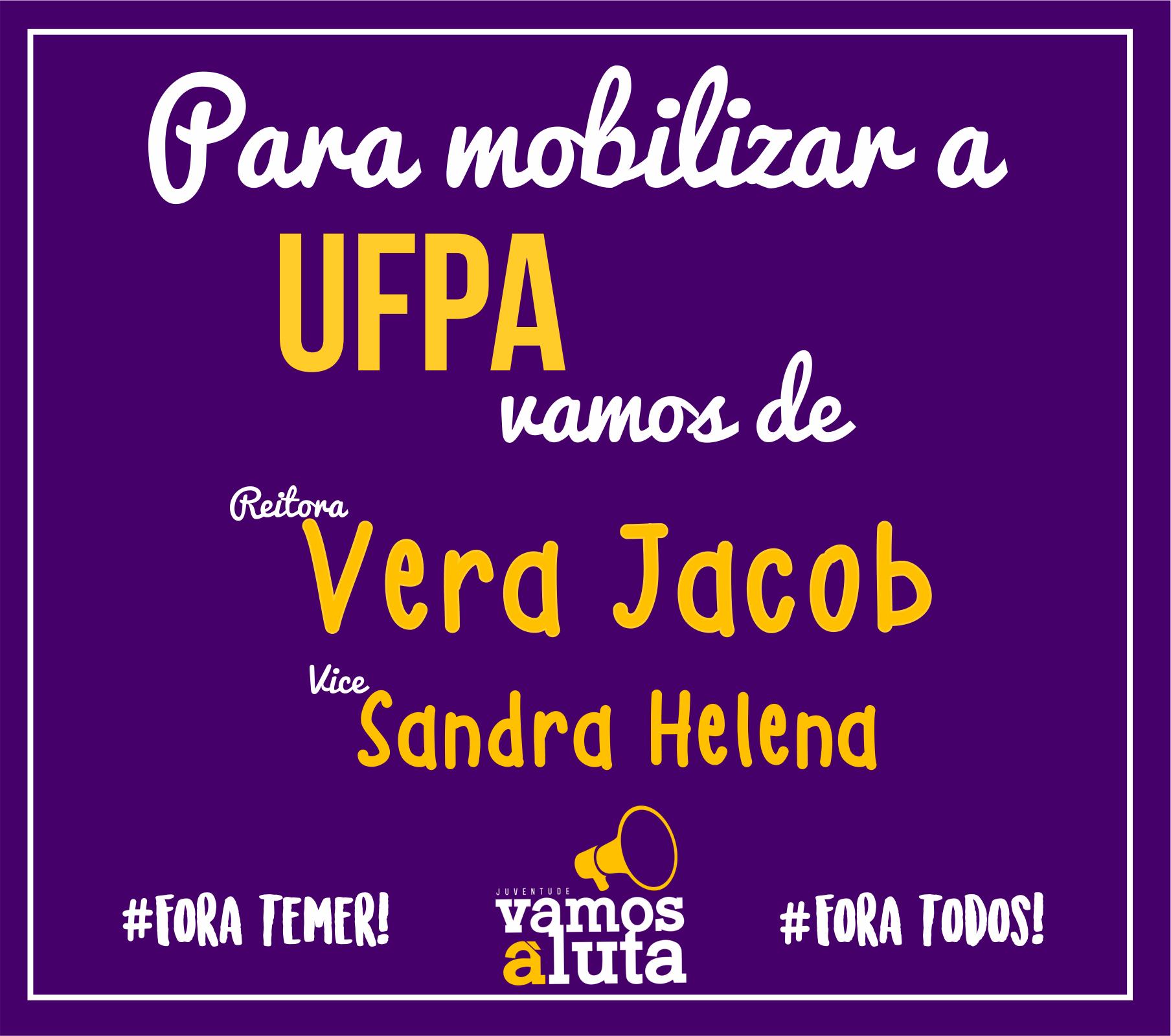 reitoria UFPA